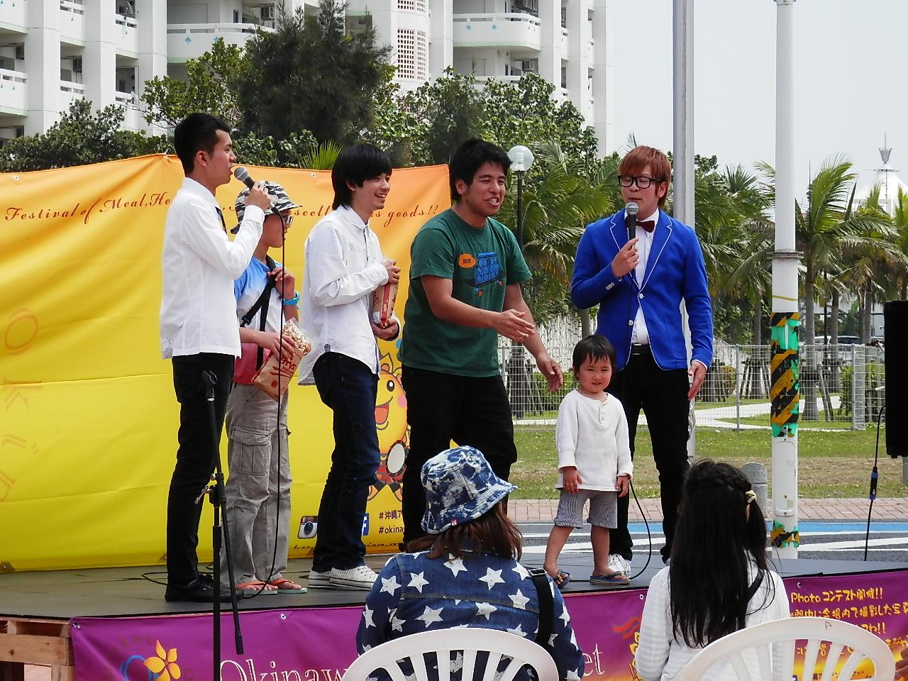 よしもと沖縄花月 お笑いステージ