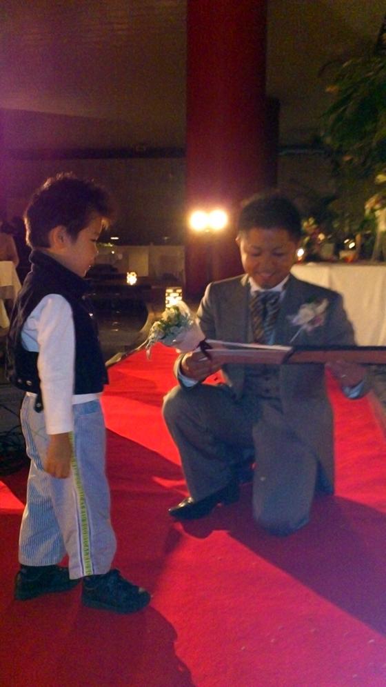 沖縄で初めての結婚式