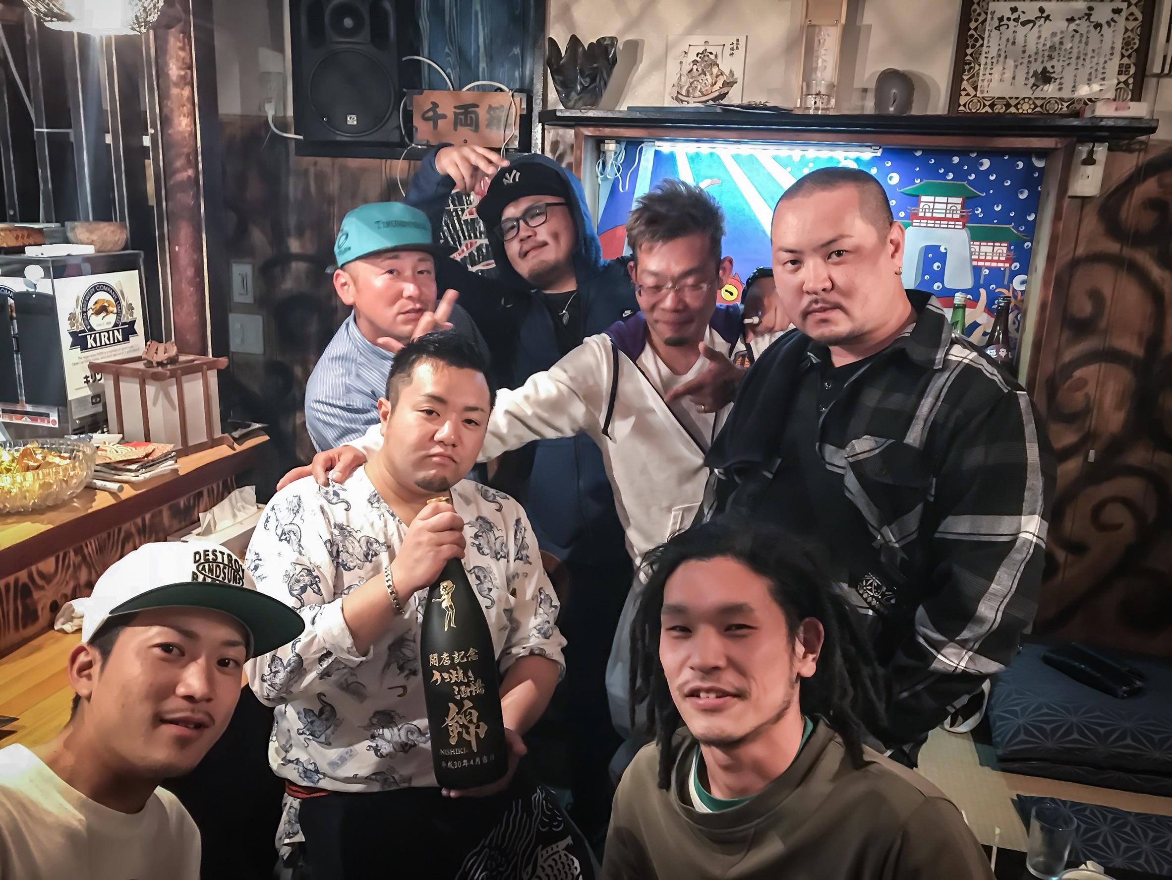 【潮風の街、大好きな湘南平塚から、開店おめでとうございます!!】