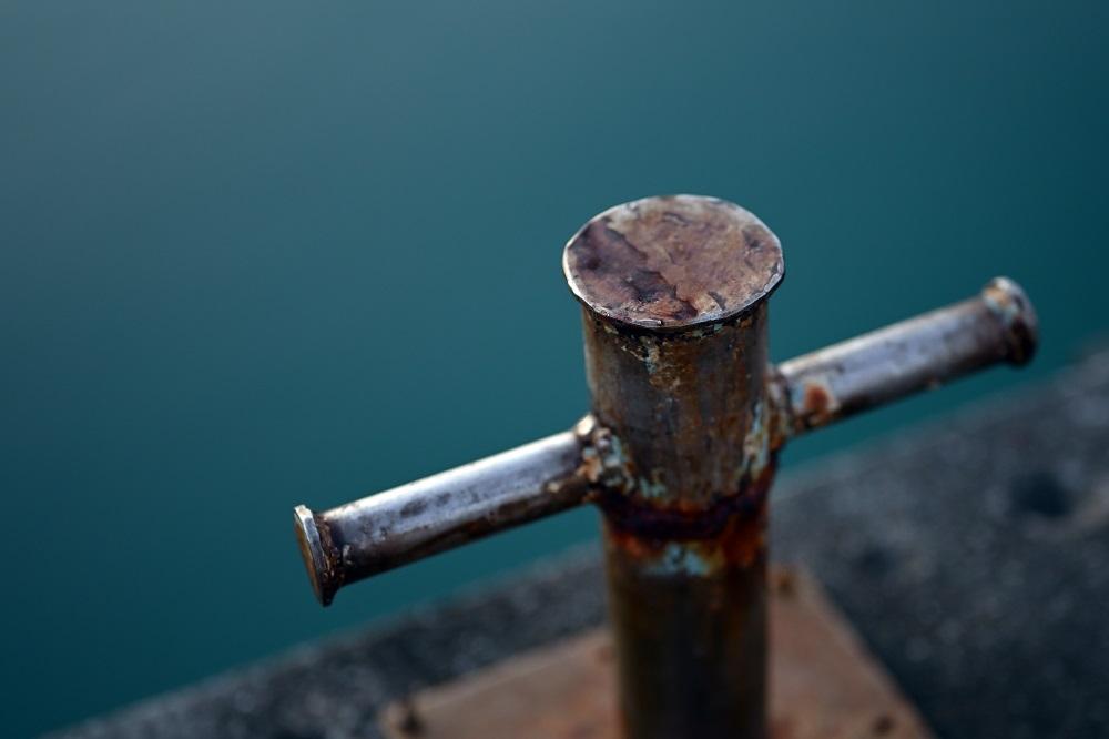 【画像】船を停泊する道具