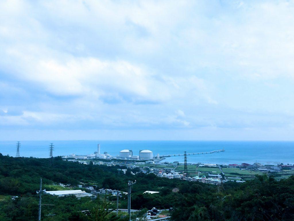 成田山からの景観