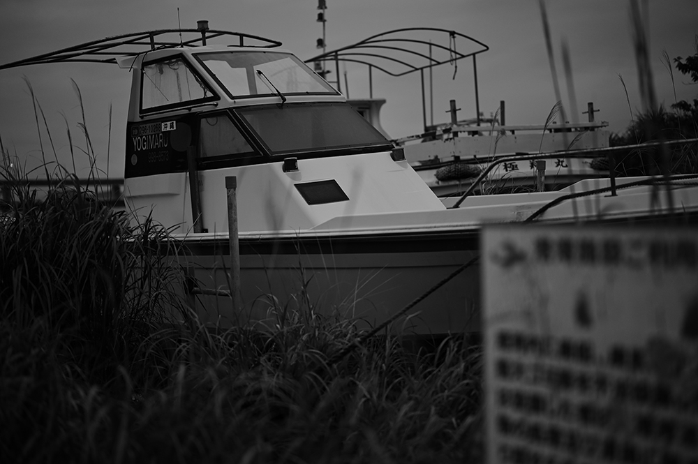 【画像】公園の船