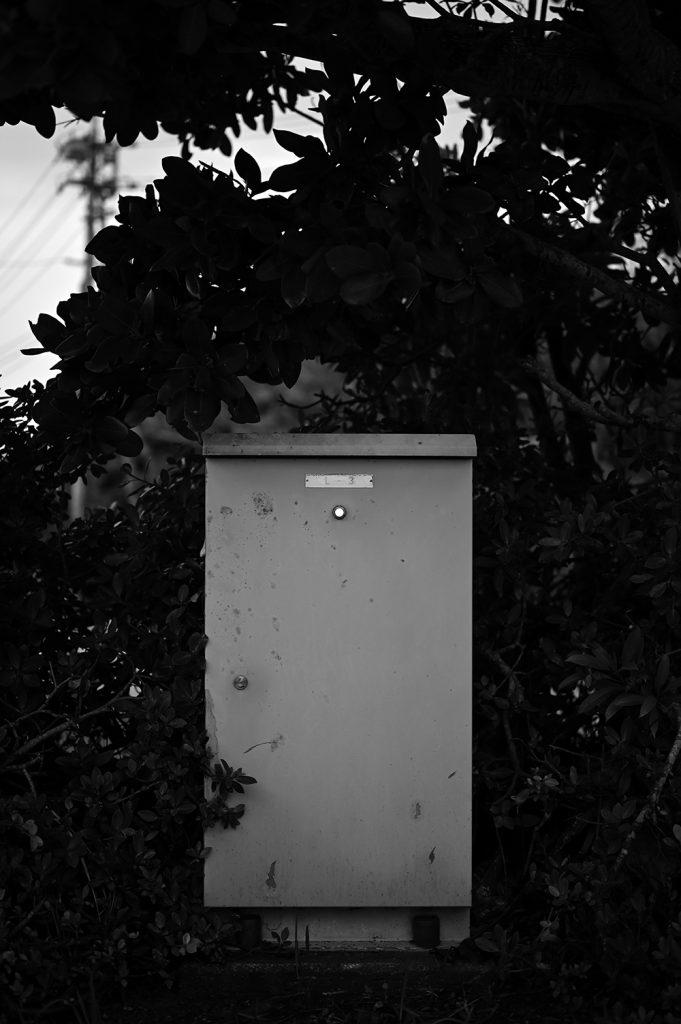 【画像】公園の配電盤