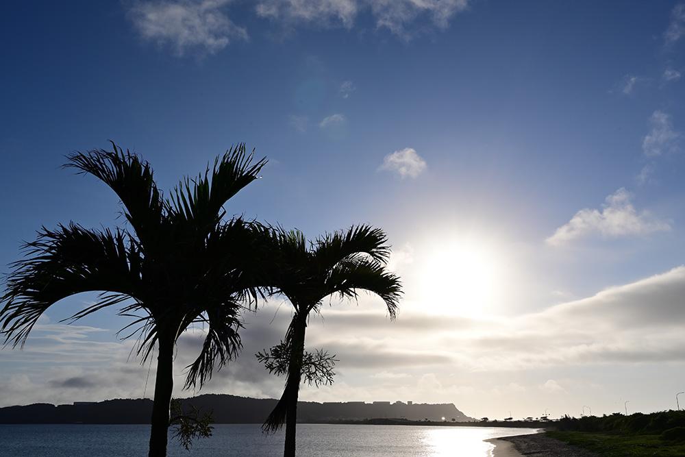 【画像】沖縄の朝日