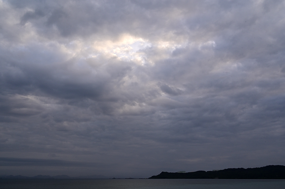 【画像】沖縄の空