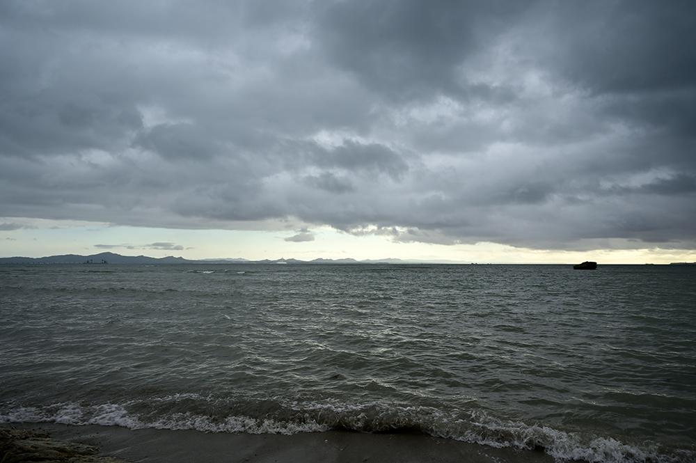 【画像】今朝の沖縄の空