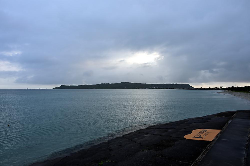 【画像】沖縄の今朝の空模様