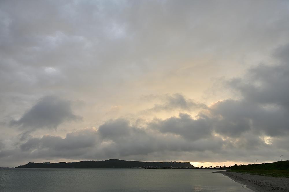 【画像】沖縄の今日の朝空