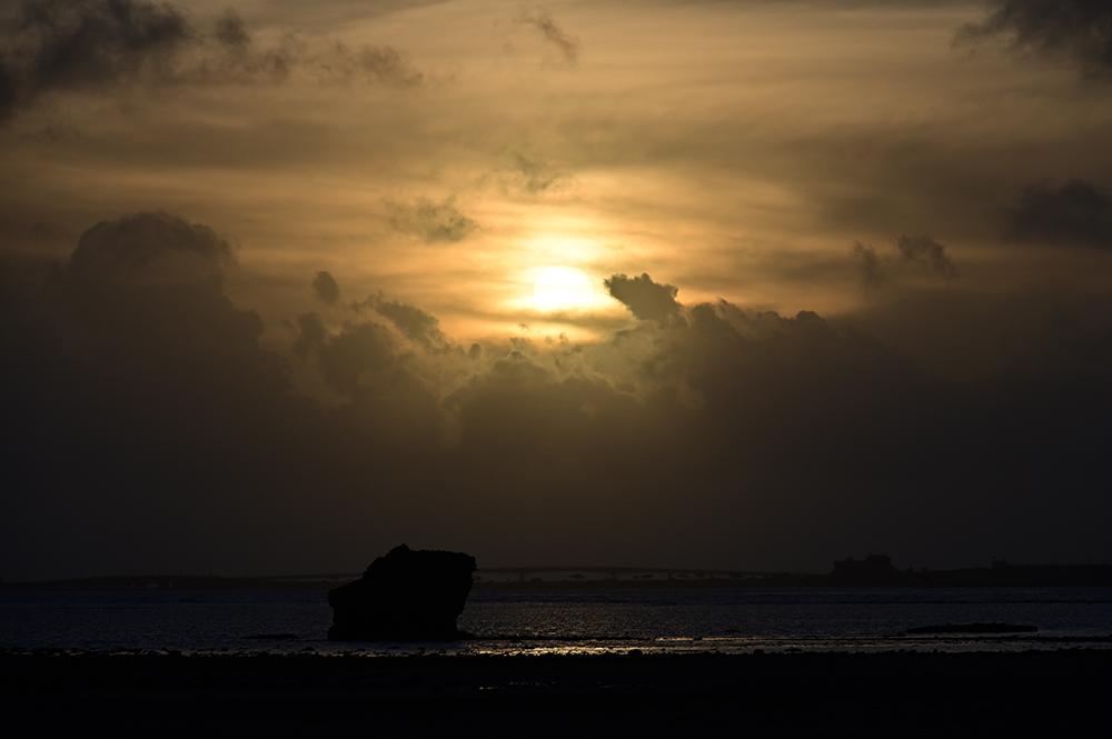 【画像】2021年9月29日の沖縄の朝日