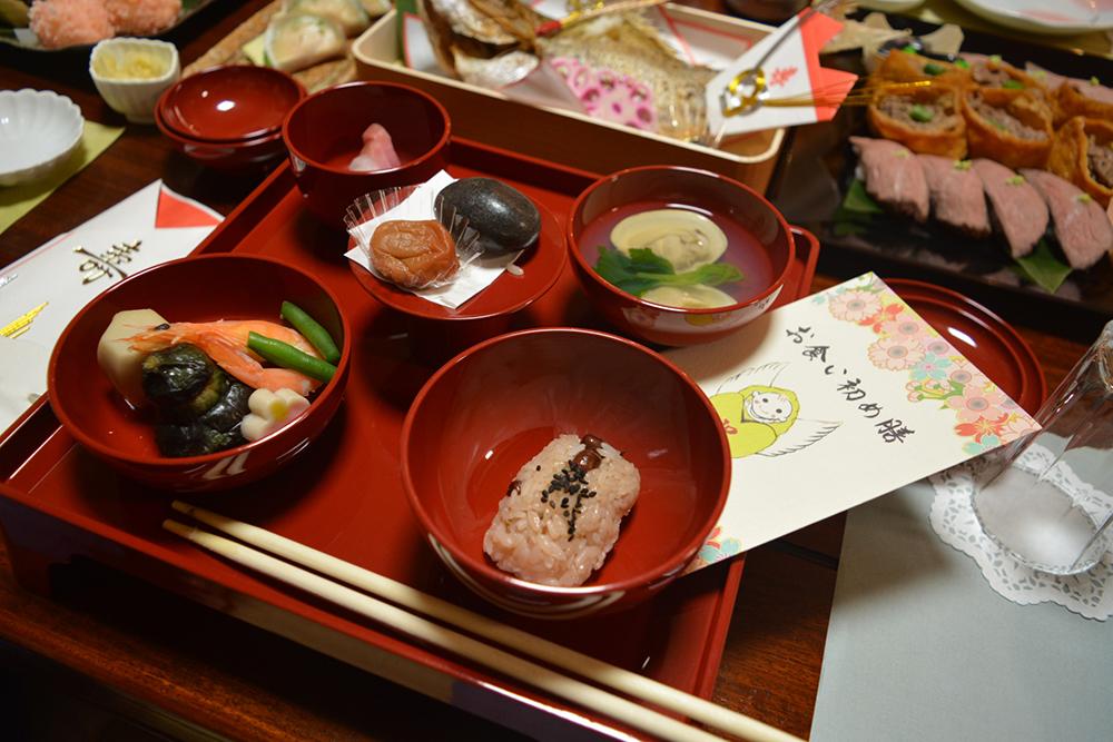 【画像】お食い初めの料理